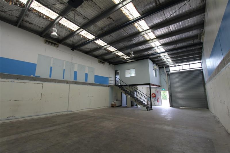 LEASED BY KYLE DEWEY - Functional Industrial Unit on Norman Street