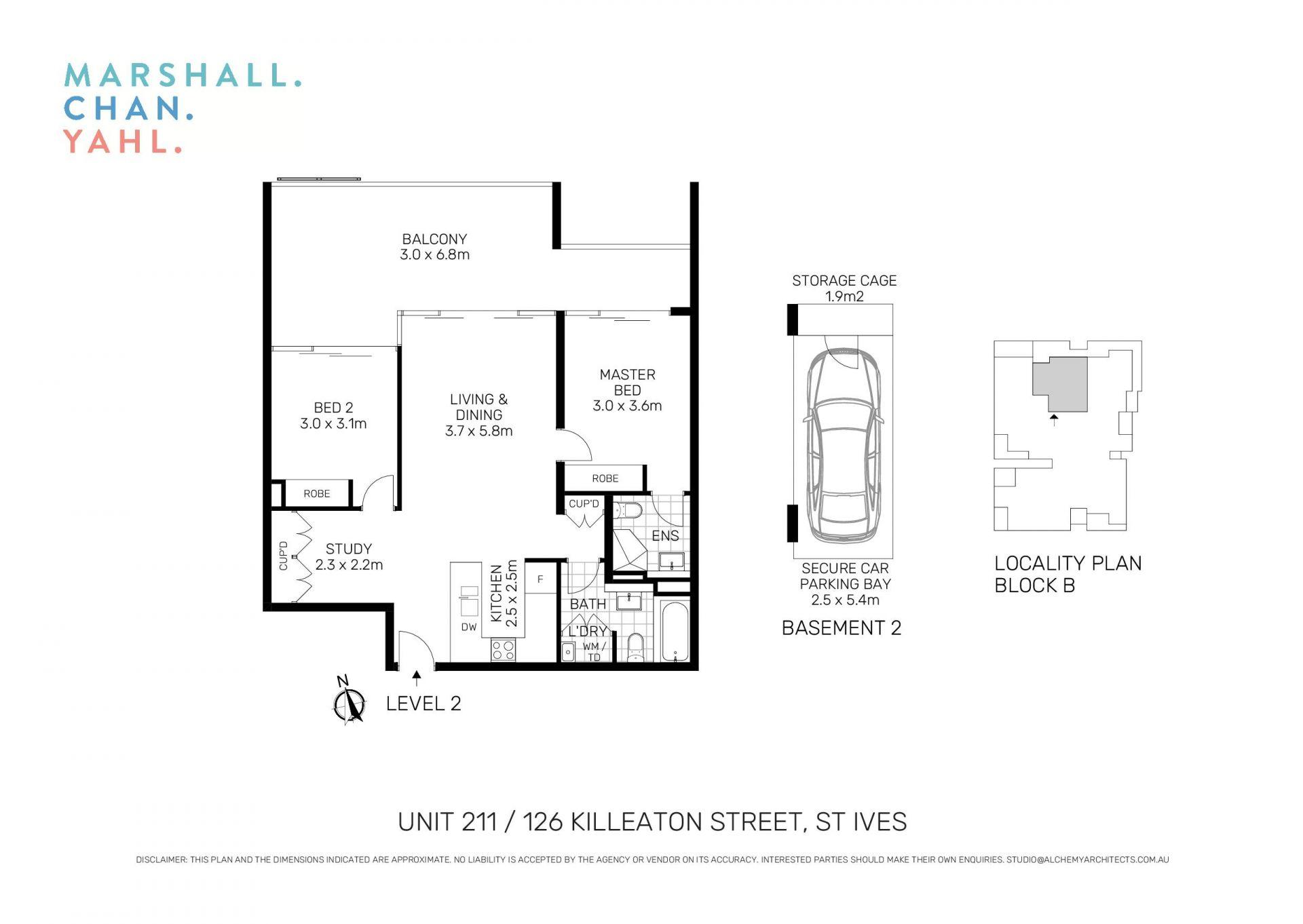 211/126 Killeaton Street St Ives 2075