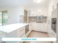 Highly sought after 3 bedroom design