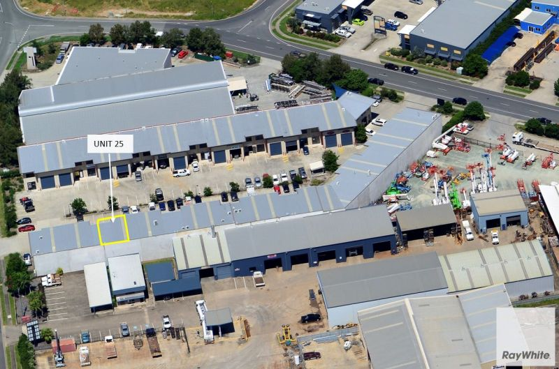 157m2 Industrial Unit Available in Corporate Park Industrial Estate