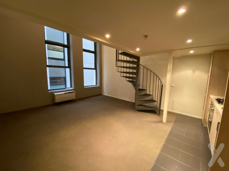 Loft Style Living - In the heart of the CBD !