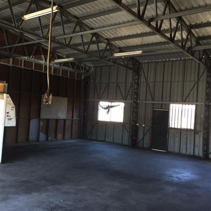 SMALL SHED + OFFICE $13,000 PA + GST