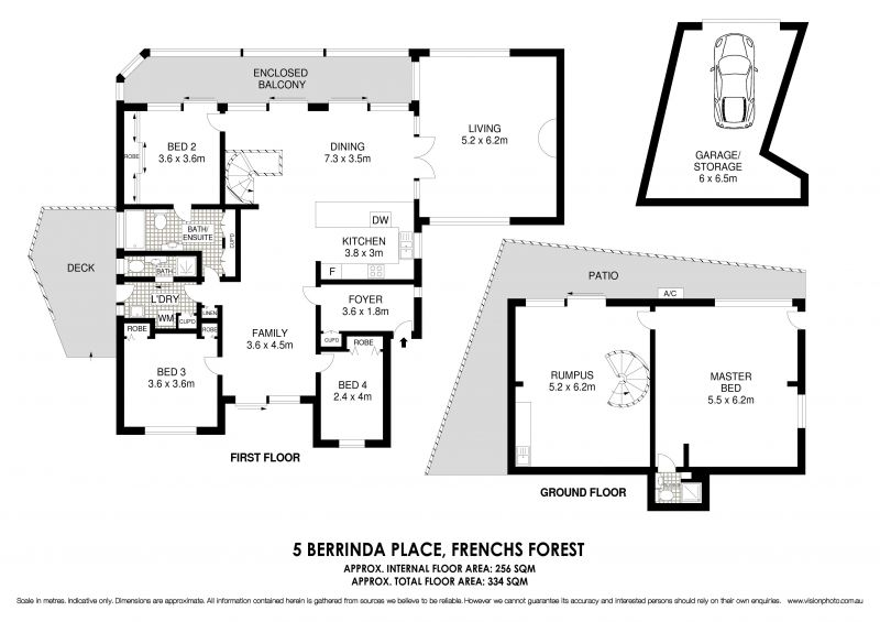 5 Berrinda Place Frenchs Forest 2086
