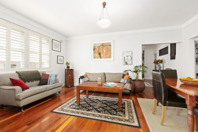 ENORMOUS TWO BED APT IN REMARKABLE LOCATION, BEAUTIFULLY MAINTAINED.
