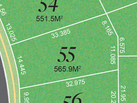 Barden Ridge, Lot 55 Proposed Road