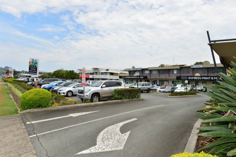Retail/Medical In Business Park