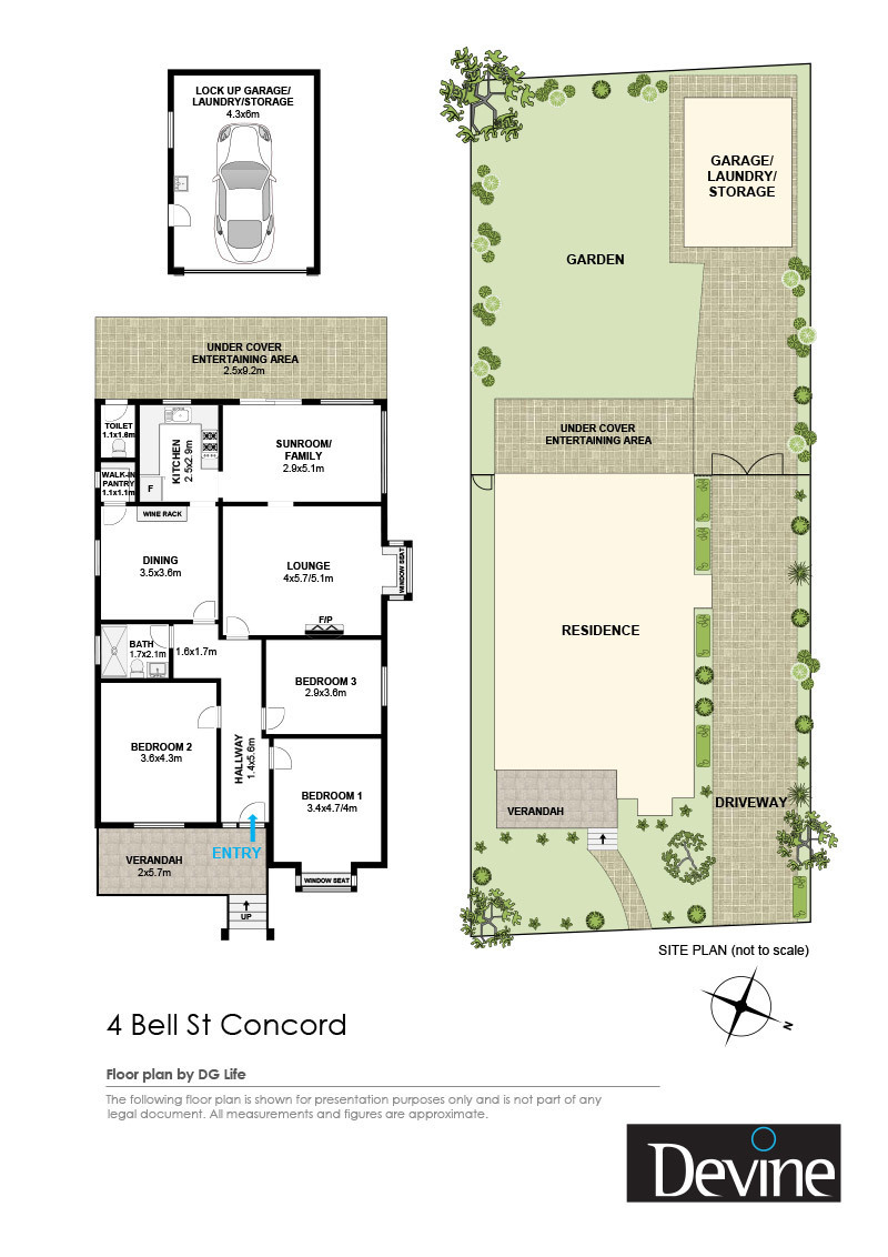 4 Bell Street, Concord