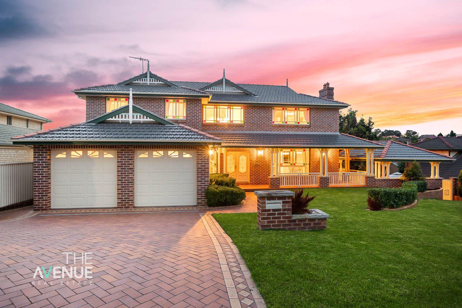 3 Lombard Place, Bella Vista NSW 2153