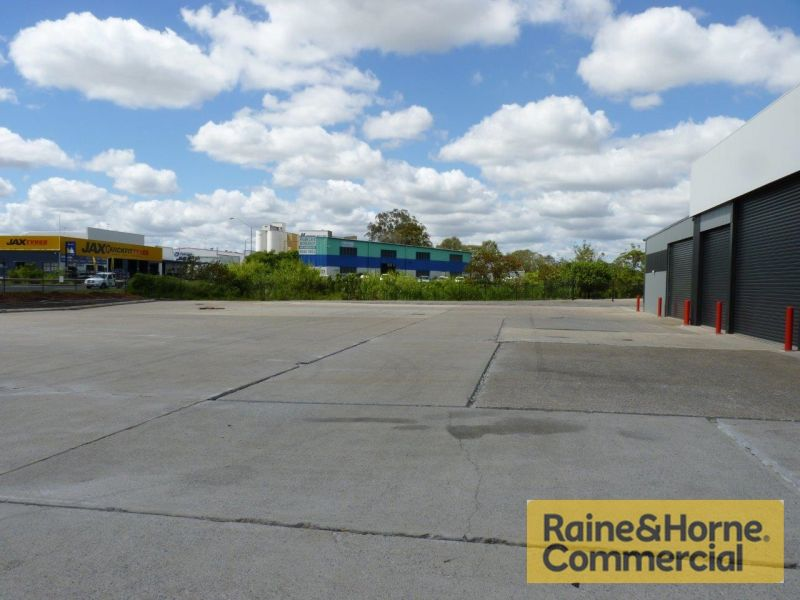 High Profile Commercial / Industrial Facility