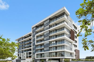 Stunning Unfurnished 1 Bedroom Apartment in 'Eleve'