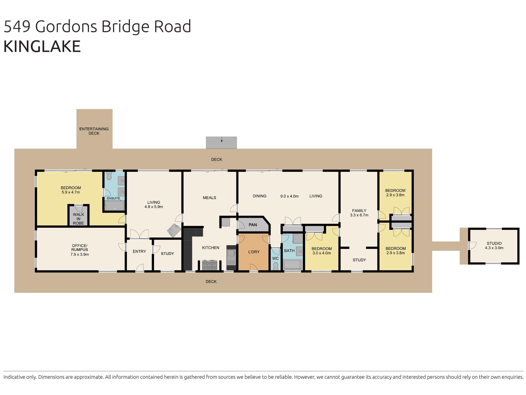 549 Gordons Bridge Road Kinglake