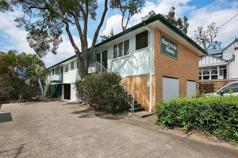 Stones Throw Away from Toowong Village