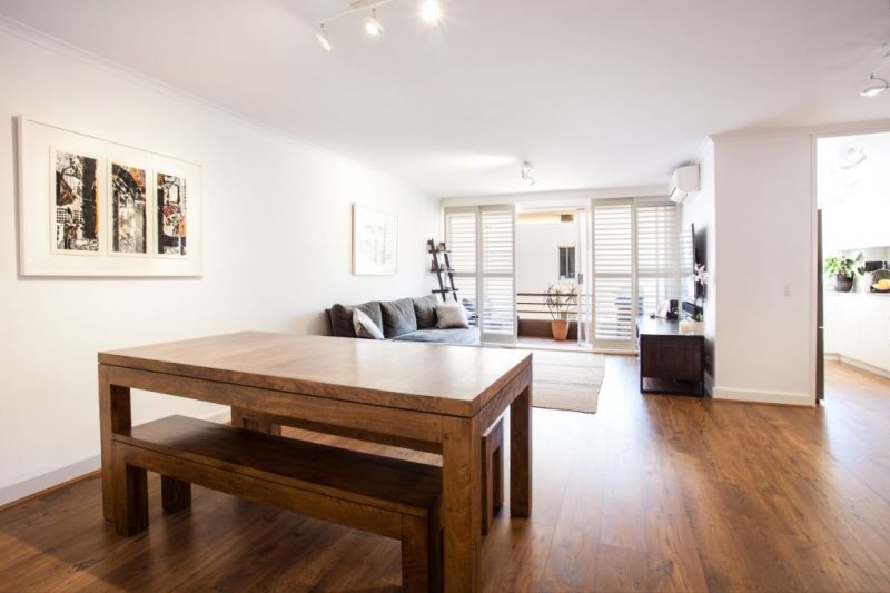 Renovated Executive Apartment Set in Garden Complex