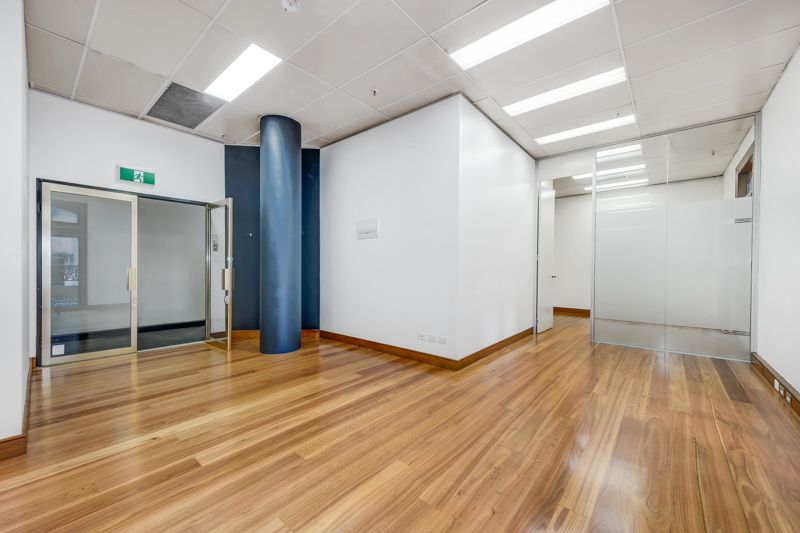 87m2 Fitted CBD Office with Kitchen