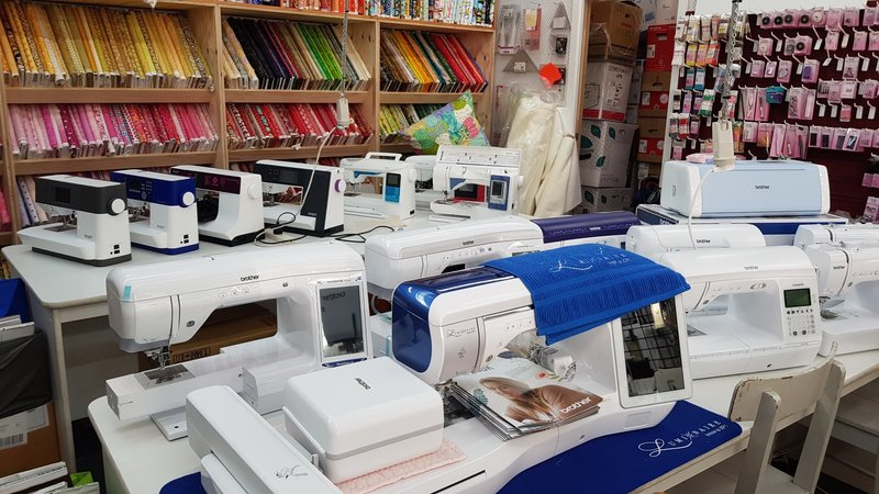 Stewart's Sewing Machine Centre