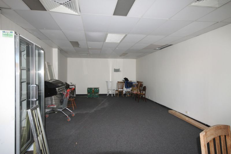 Low Budget Retail Space