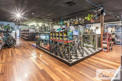 FULLY LEASED FREESTANDER WITH UPSIDE!