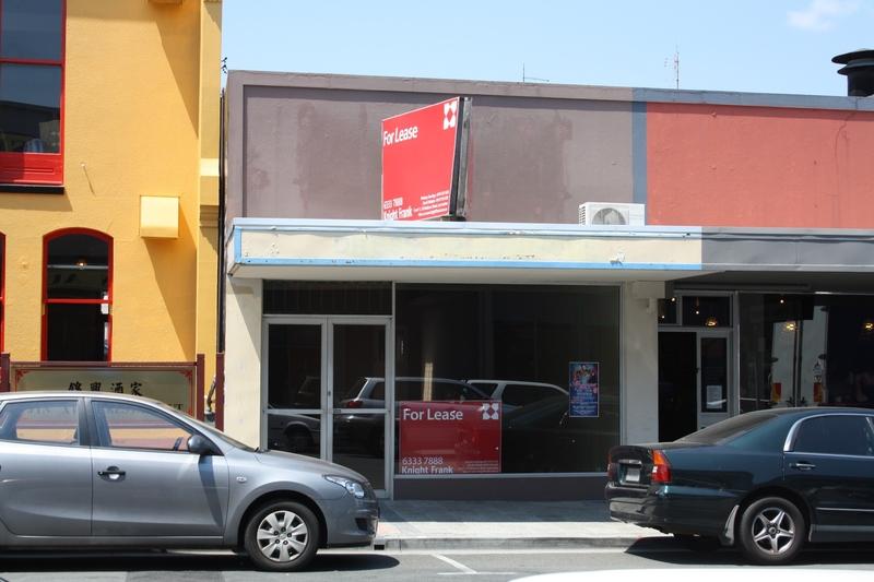 York Street - Retail Lease