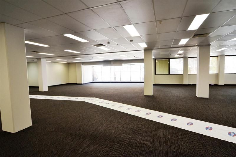 Modernised Office Space With Parking
