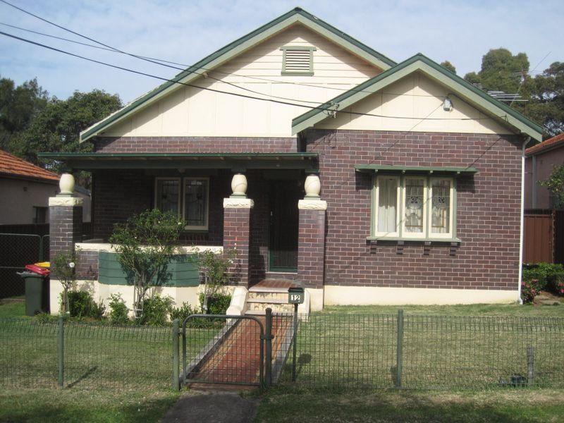 12 Finch Avenue Concord 2137