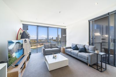 Oversized 1 Bedroom Exclusive Residential High-rise