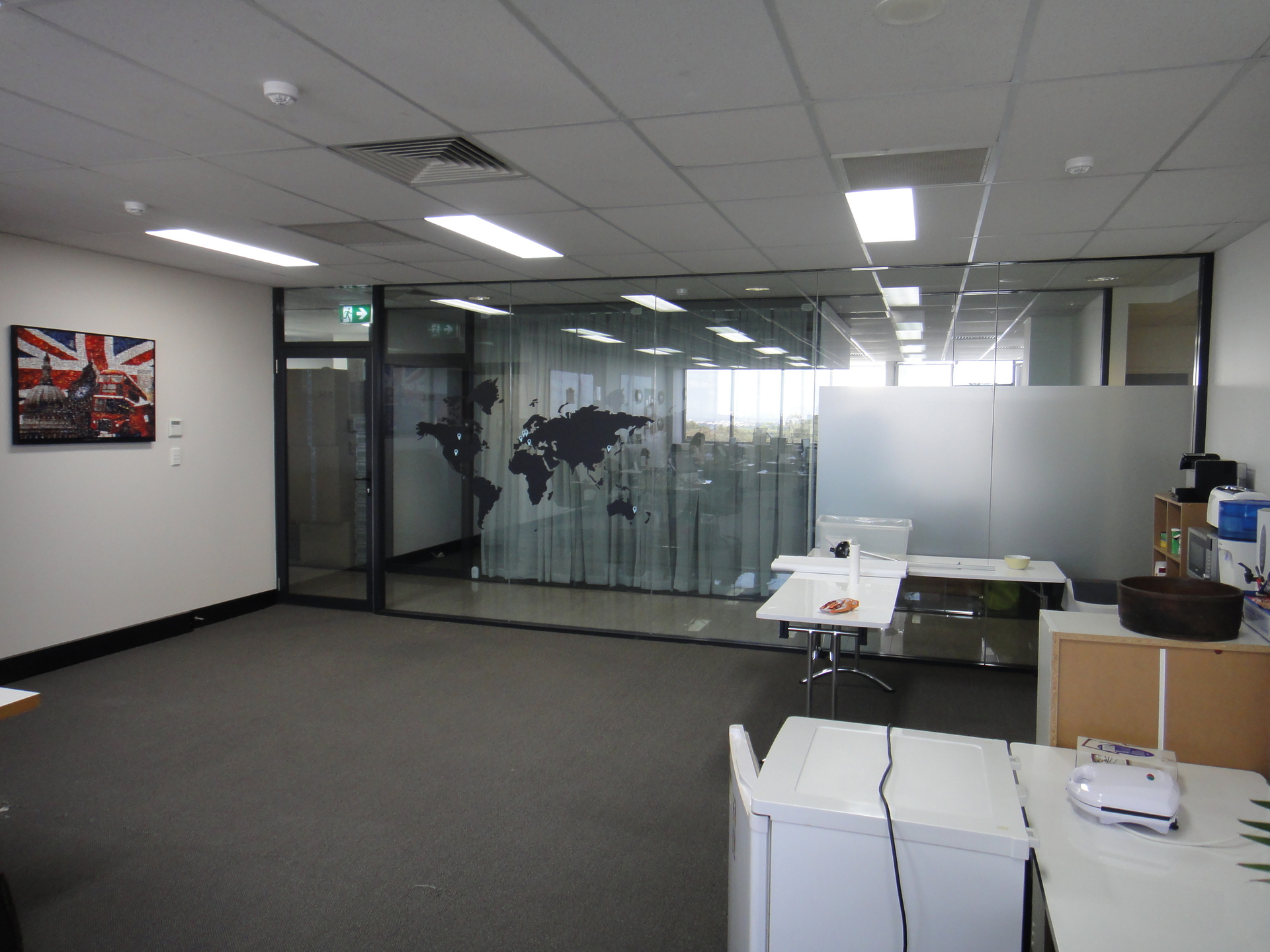 Great Value Space in Impressive Building