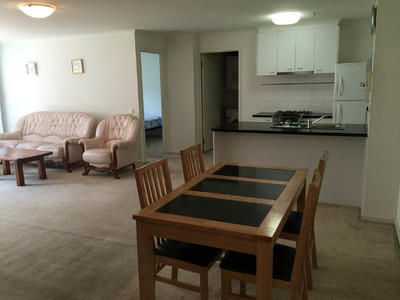 Spacious Furnished 2 Bedroom in Prime Location