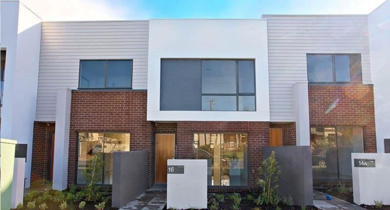 Timeless design- Ascot Vale townhouse