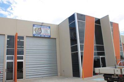 New Modern Warehouse
