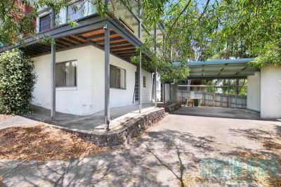 Private leafy home