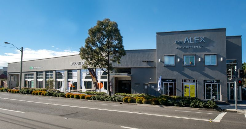 Light Filled Retail and/or Commercial Space available