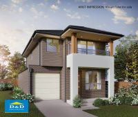 VACANT LAND  :  Two story family home.  Build your dream home. Fully approved building plans CDC