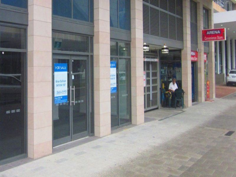 FOR SALE - 84M2 OFFICE / RETAIL / CAFE - PERTH CBD - OPPOSITE NEW 'PERTH ARENA'