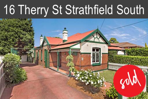 V Rosario | Therry St Strathfield South