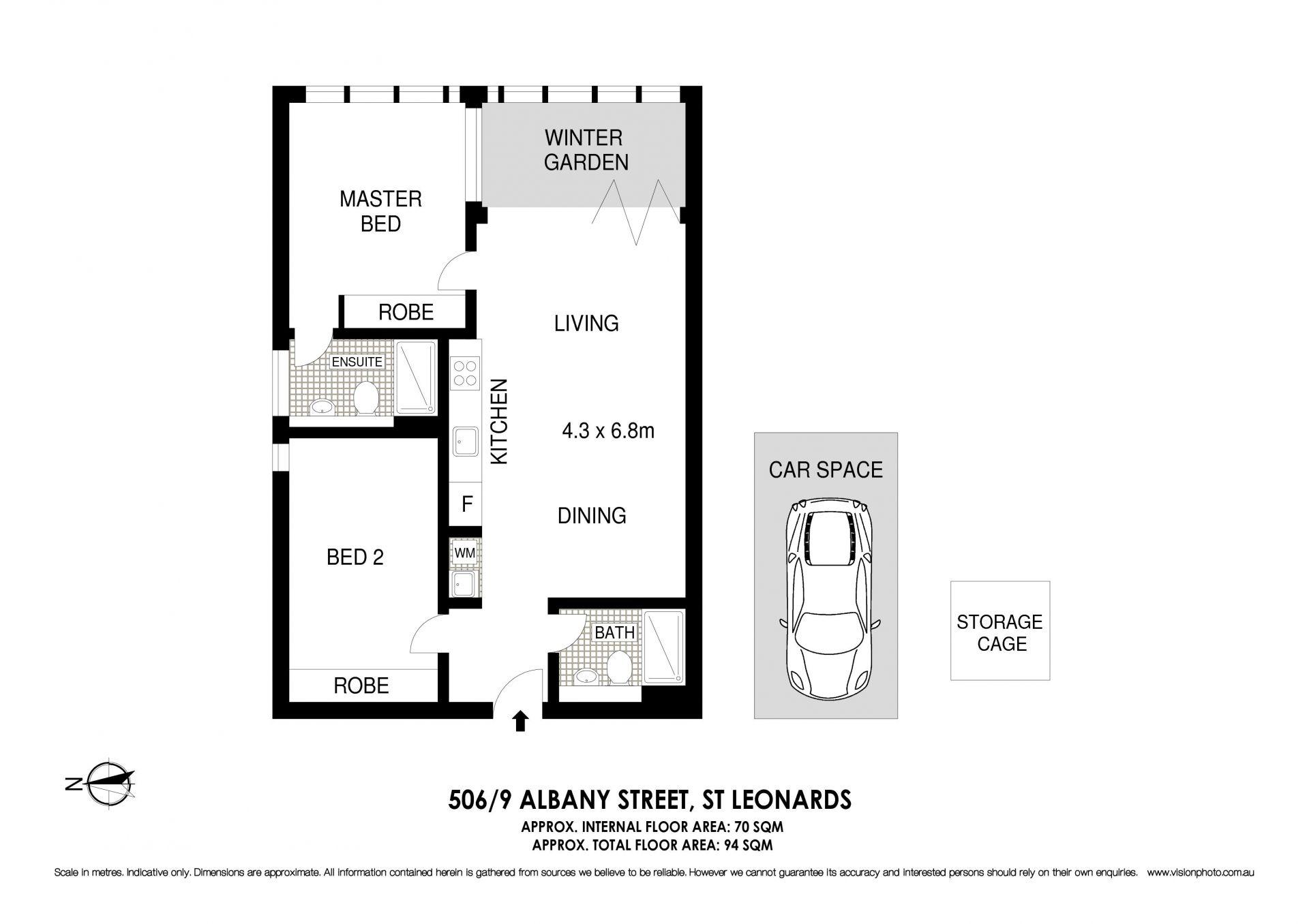 506/9 Albany Street St Leonards 2065