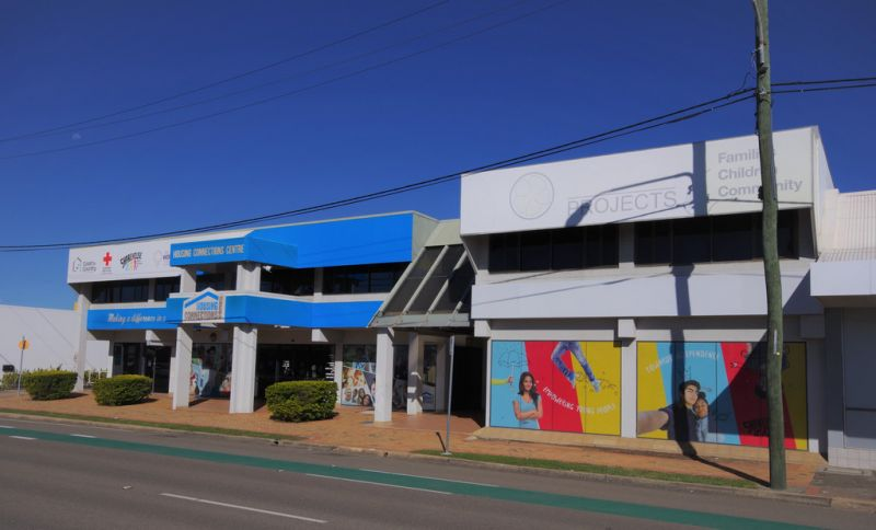Freehold medical or professional offices in Aitkenvale