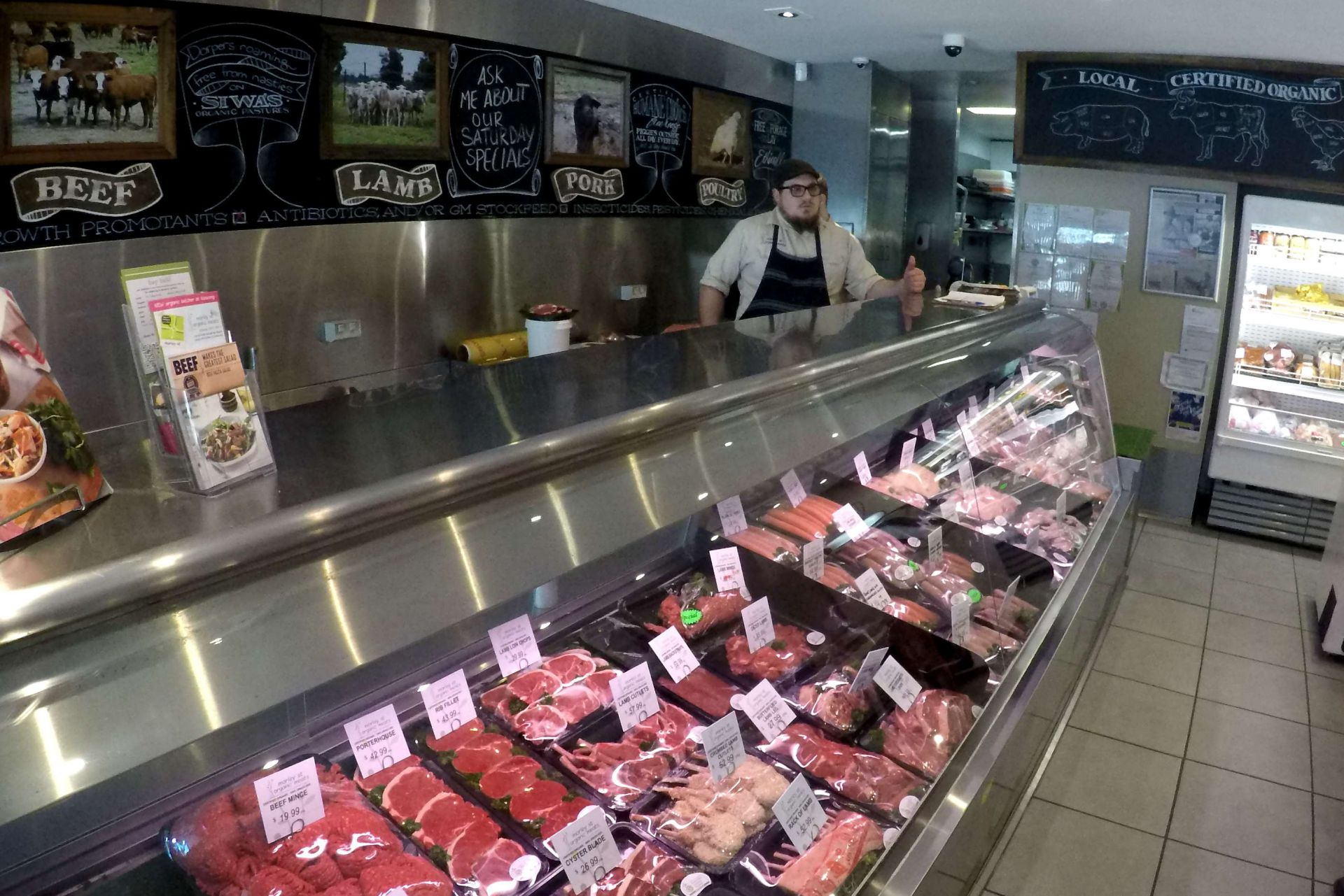 Business For Sale - Organic Butchery in Toowong