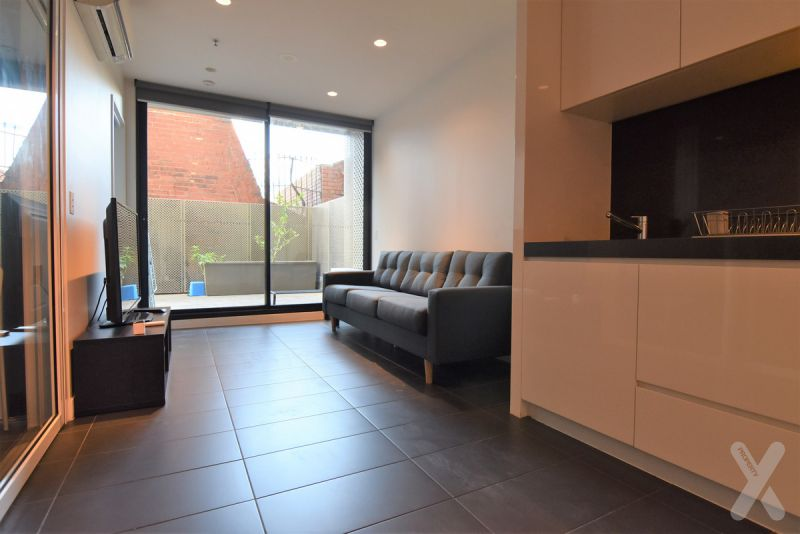 Conveniently Located Furnished Two Bedroom with Courtyard!