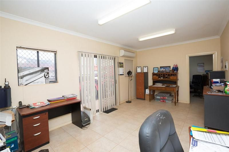 Modern shed, offices and 4 bedroom house