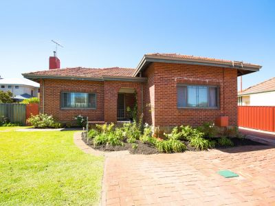 EXCEPTIONAL VALUE FOR NORTH PERTH!!