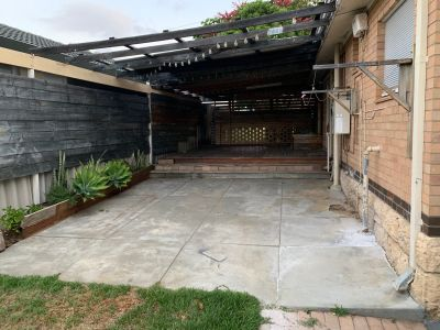 Duplex sized block close to Karrinyup Shops