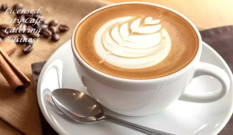 SUCCESSFUL LICENSED CAFE WITH CATERING SERVICES - CENTRAL-CITY LOCATION