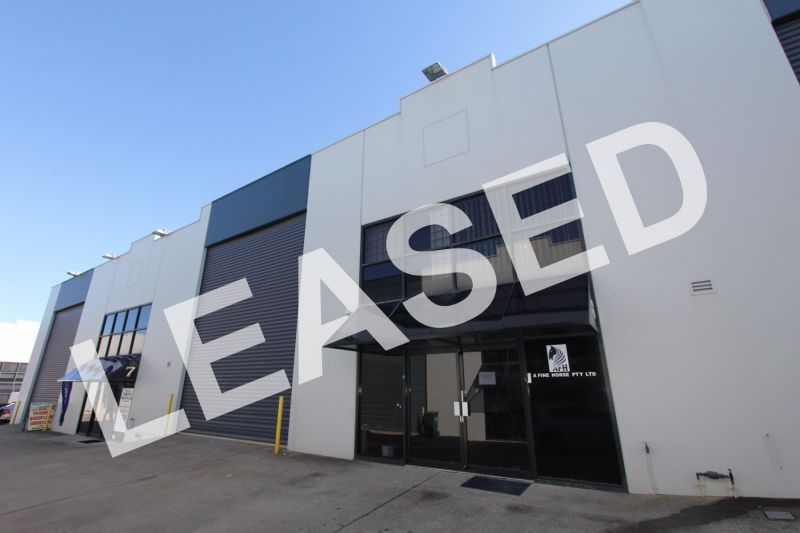 LEASED BY KYLE DEWEY - WAREHOUSE/OFFICE