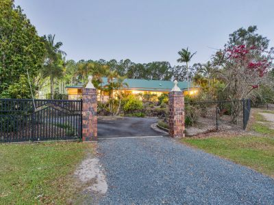 Secluded 7 Acre Property