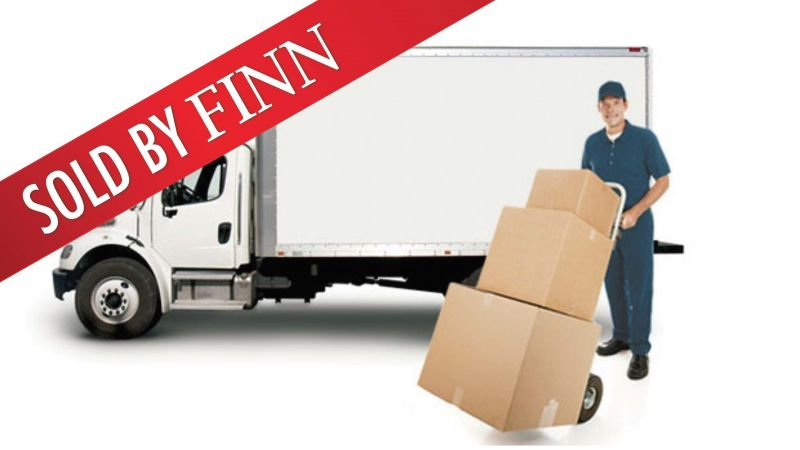 **sold**  Furniture Removal Business, High Profit, Inc.$300k Worth Of Trucks!