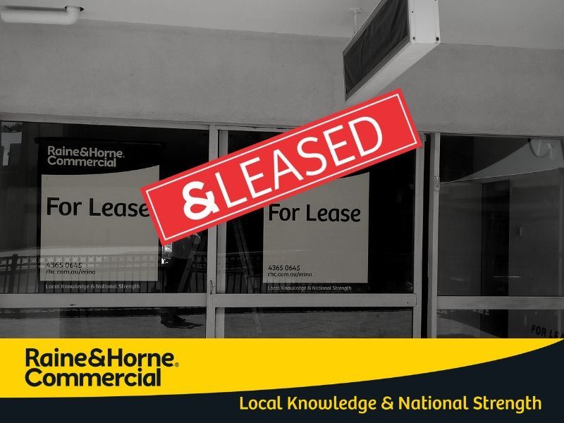&LEASED by Andrew Dunn 0458 864 236