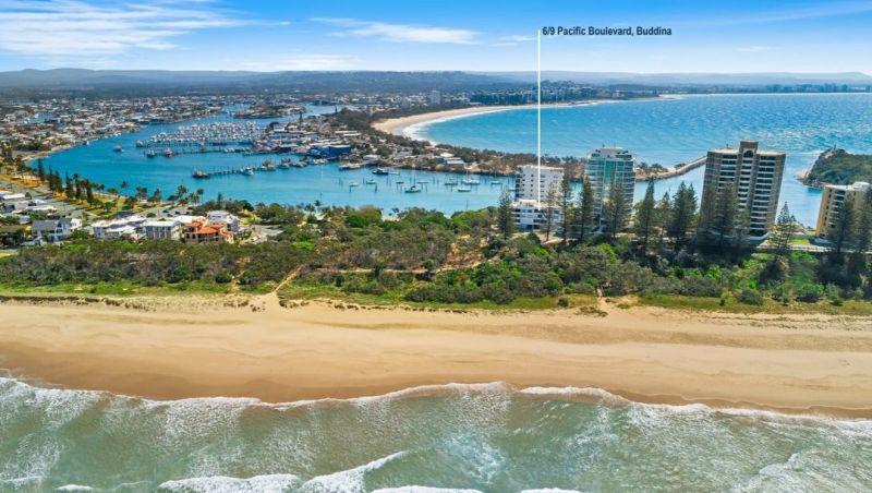 Sunshine Coast Pt Cartwright - Unsurpassed Ocean & Beach Views to the East