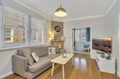 Serene Apartment in Prized Locale
