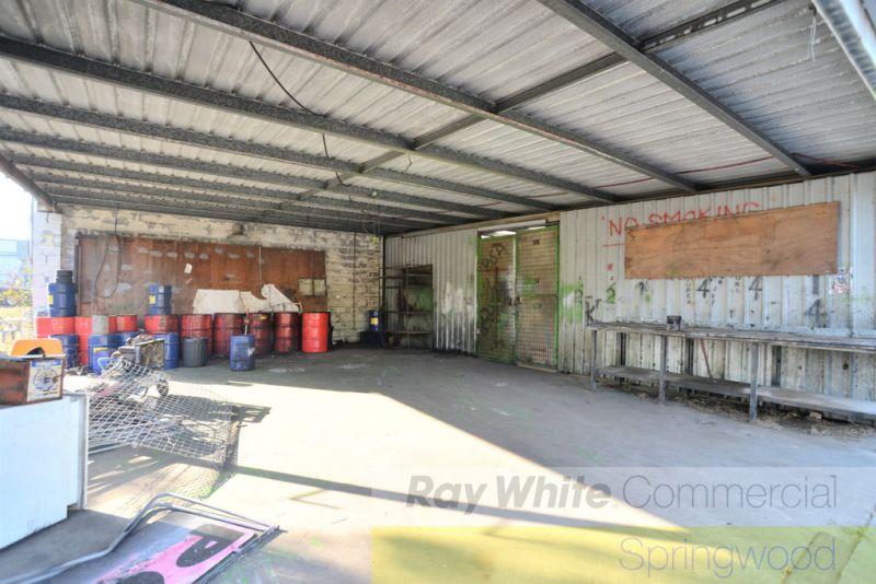 630sqm Warehouse on 2,436sqm Site
