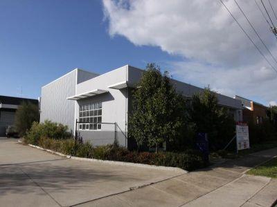 Modern Office/Warehouse